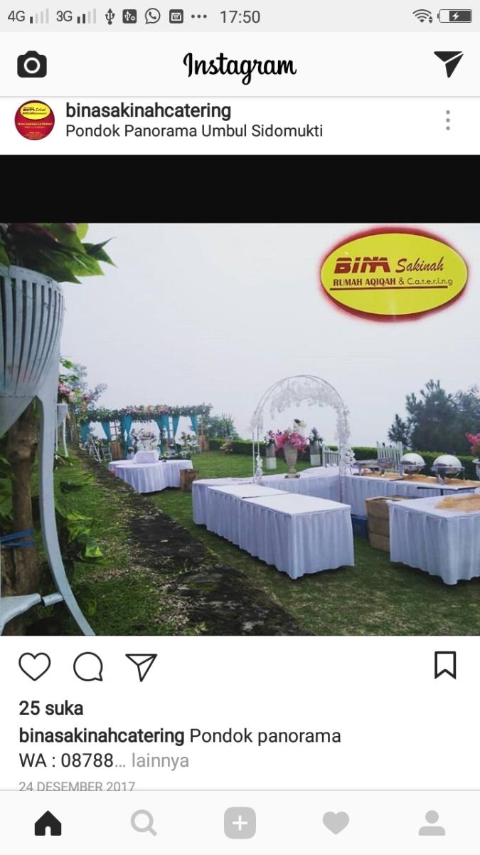 Catering Diet Sehat Semarang